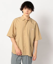 Danton(ダントン)の【DANTON/ダントン】オープンカラーシャツ JD-3609(シャツ/ブラウス)