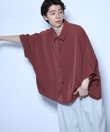 ドルマンBIGシャツ(HARE)