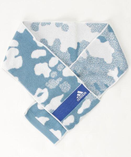【 adidas / アディダス 】マフラータオル 接触冷感 カモフラ 06-1275120 towel TOB