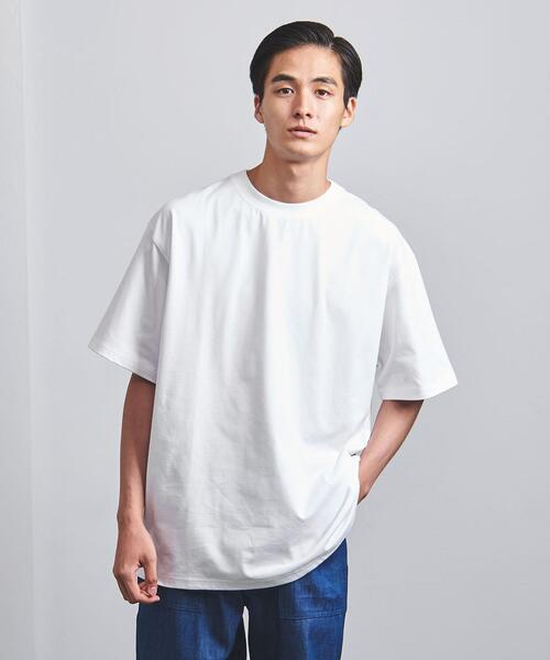 <HYKE(ハイク)> クルーネック Tシャツ ■■■