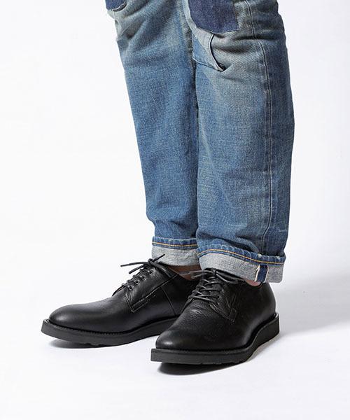 代引き人気 WATER POSTMAN PROOF SHIRINK LEATHER/ BLACK VIBRAM BLACK POSTMAN SHOES(ドレスシューズ)/|MR.OLIVE(ミスターオリーブ)のファッション通販, 激安な:69d05ce3 --- blog.buypower.ng