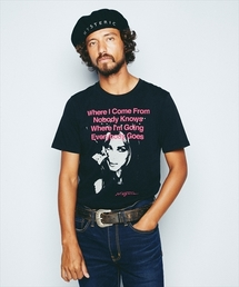 DESTROY ALL MONSTERS/WHERE I COME FROM プリント Tシャツ