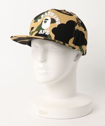 1ST CAMO SNAP BACK CAP M(キャップ)