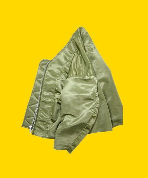 elephant TRIBAL fabrics Inside out Big MA-1