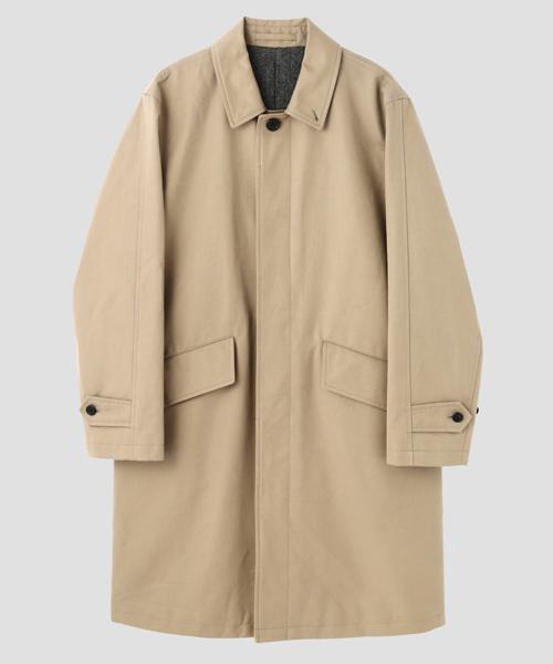 日本初の 【セール/ブランド古着】ステンカラーコート(ステンカラーコート)|MARGARET HOWELL(マーガレットハウエル)のファッション通販 - USED, ヤマナカコムラ:a6221359 --- reizeninmaleisie.nl
