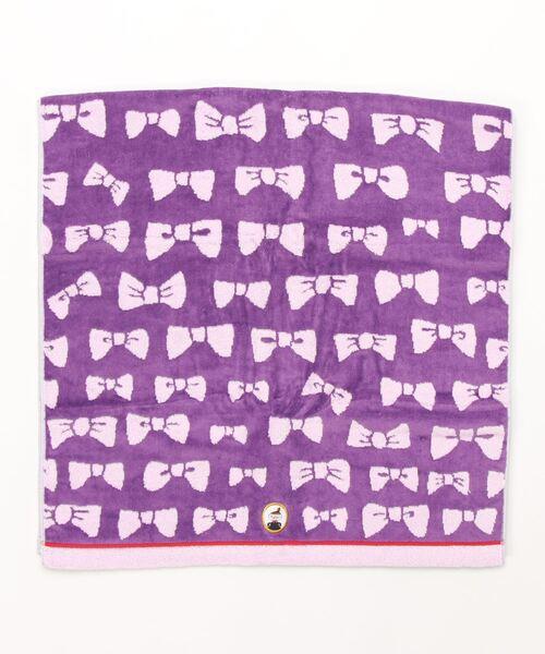 【 MOOMIN / ムーミン 】リトルミイのリボン バスタオル 47-2263300 towel TOB