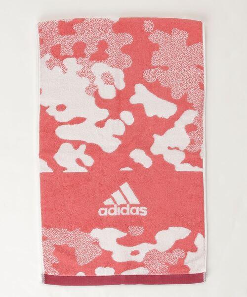 【 adidas / アディダス 】 スポーツタオル カモフラ 06-1275230 towel TOB