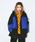 X-girl(エックスガール)の「MOUNTAIN PARKA(ダウンジャケット/コート)」|ブルー