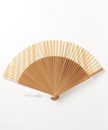 BEAMS JAPAN(ビームスジャパン)の「3.14 / 木の紙 レギュラー 扇子(扇子/うちわ)」