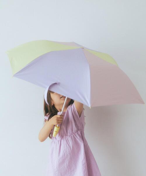 〔別注〕EX Wpc.(ダブリュ ピー シー) 折り畳みパラソル 50cm / 傘