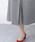 nano・universe(ナノユニバース)の「【SPRiNG 6月号掲載】【mina 4月号掲載】 ギンガムダブルスリットスカート(スカート)」|詳細画像