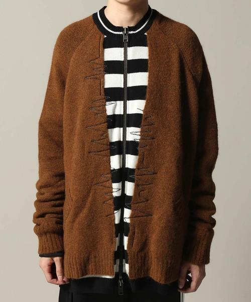 【今日の超目玉】 【セール】HAIDER ACKERMANN CARDIGAN(カーディガン) ACKERMANN|UNFOLLOW(アンフォロー)のファッション通販, タイジチョウ:f716e826 --- frizou.com
