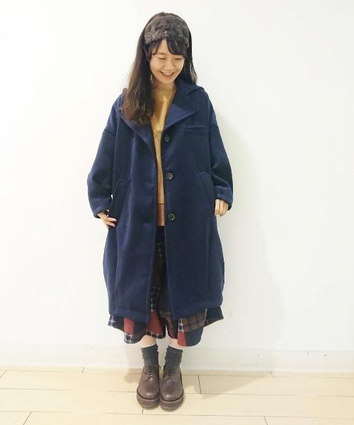 上品な エッグコート(チェスターコート)|FRAPBOIS(フラボア)のファッション通販, はんこ奉行:1bb976de --- 5613dcaibao.eu.org