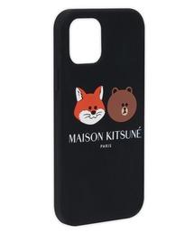 LINE x KITSUNE FACE IPHONE CASE