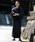 ROCK STE(ロクステ)の「浴衣 5点 SET【 浴衣 + 帯 + 下駄 + 扇子 + 信玄袋 】 メンズ 浴衣セット 夏 大人の浴衣(浴衣)」|ブラック系その他3