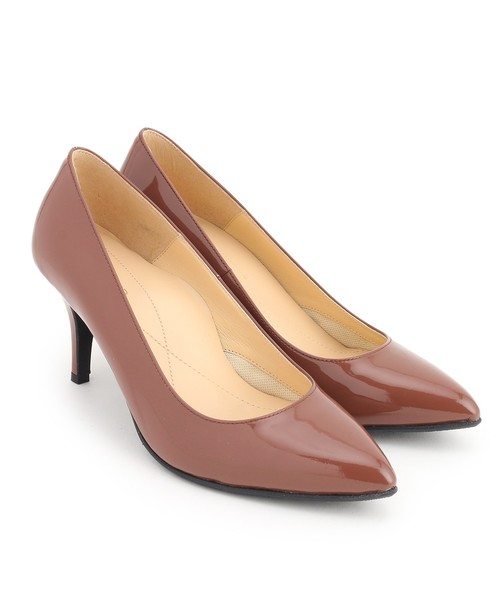 オリジナル ドレッサーパンプス(7.5cmヒール)(パンプス)|UNTITLED(アンタイトル)のファッション通販, プラセンタの美活:482ca990 --- blog.buypower.ng