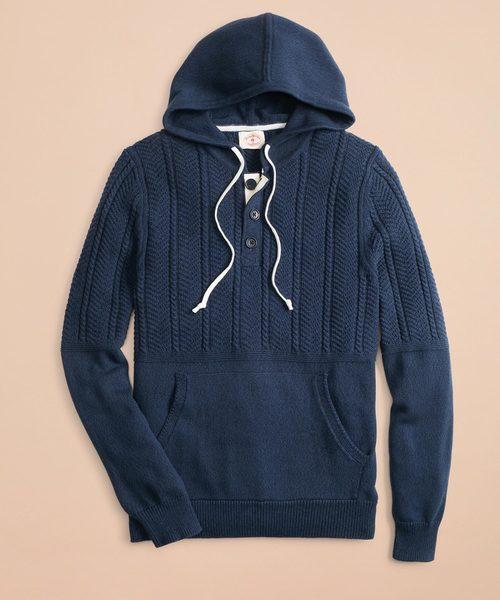 柔らかい 【セール】Red Fleece セール,SALE,Red コットン Fleece ブラザーズ,Red ケーブル フーデッドニットパーカー(パーカー)|BROOKS BROTHERS(ブルックスブラザーズ)のファッション通販, メイク ジャパン:368db16a --- skoda-tmn.ru