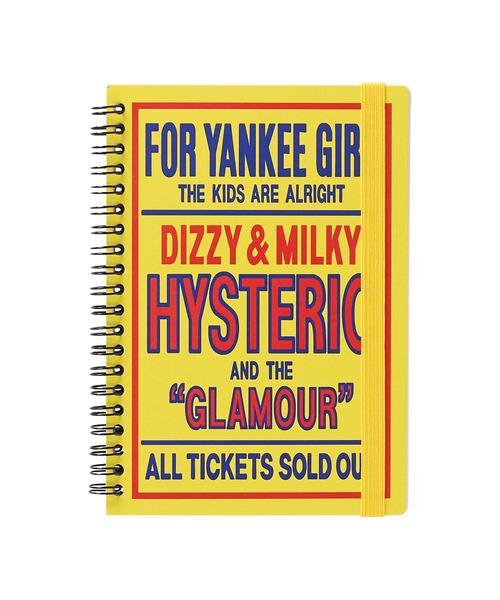 DIZZY&FROG ノート