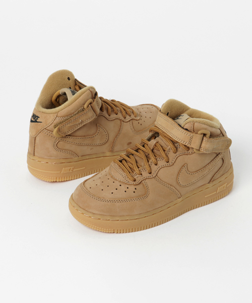 NIKE FORCE 1 MID WB PS AH0756-203