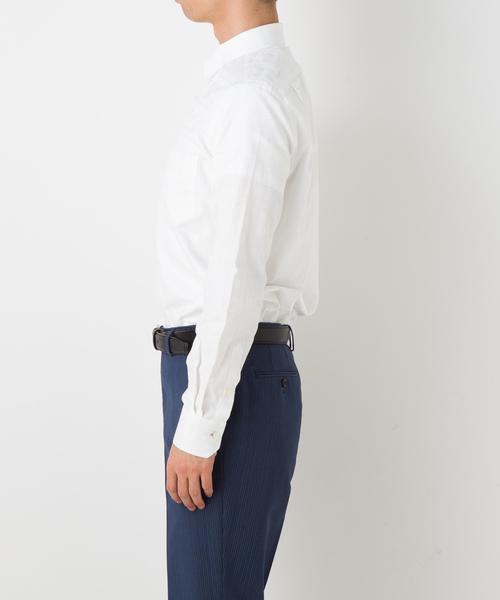 SHADOW CHECK DRESS SHIRT / 183219 800PA
