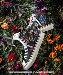 ジョジョの奇妙な冒険(ジョジョノキミョウナボウケン)のglamb×ジョジョの奇妙な冒険 / グラム Giorno Giovanna sneakers ジョルノ・ジョバァーナスニーカー GB0119/JJ12(スニーカー)