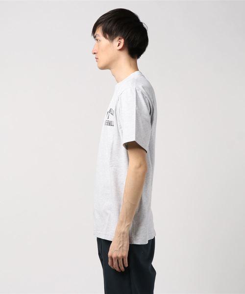 ワンポイントアーチロゴTシャツ