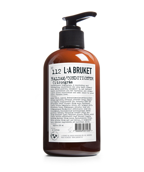 L:A BRUKET(ラブルケット)の「「L:A BRUKET/ラブルケット」 オーガニック コンディショナー 250ml(コンディショナー/トリートメント)」|A