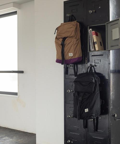 【お弁当箱固定用ゴム・キーフック付き・coen キッズ / ジュニア】シェアバックパック(リュック)