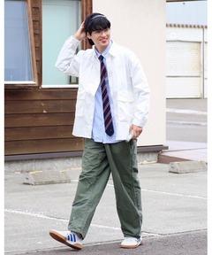 【WEARISTA 風早ゆうた × DEVICE セレクトチョイス!】変形 CPO シャツ ジャケット