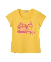 NATURAL BORN HYS プリント Tシャツ