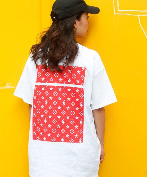 SIX プリントTシャツ