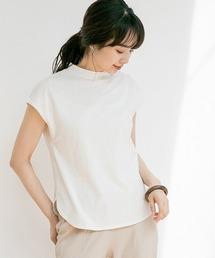 apart by lowrys(アパートバイローリーズ)のCノイルプチハイネックFS 844171(Tシャツ/カットソー)