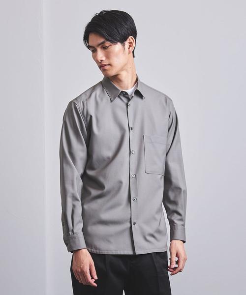 【初回限定お試し価格】 <UNITED ARROWS> WOOL WOOL ARROWS> レギュラーカラーシャツ†(シャツ UNITED/ブラウス)|UNITED ARROWS(ユナイテッドアローズ)のファッション通販, 東広島市:ff383976 --- tsuburaya.azurewebsites.net