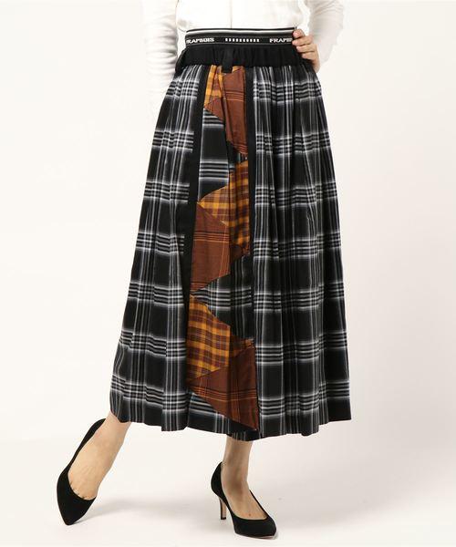 一流の品質 クラッチェル(パンツ)|FRAPBOIS(フラボア)のファッション通販, フィットインナーBinKan:10c40d54 --- 5613dcaibao.eu.org