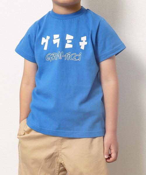 ∴【 GRAMICCI / グラミチ 】KIDS GRAMICCI KANA TEE GKT-20S208-K