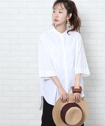 【WEB限定カラー】ブロードバンドカラーショートスリーブシャツ#