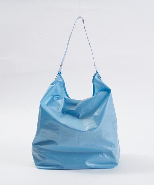 LAZY SUSAN(レイジースーザン)の「エコバッグLAZY SUSAN PART2(エコバッグ/サブバッグ)」|ブルー