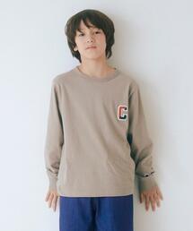 【別注】<CHAMPION(チャンピオン)>TJ EX  ロングTシャツ 140cm-160cm