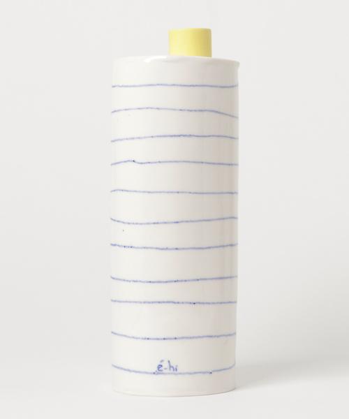 collex(コレックス)の「【eric hibelot】round  XL(フラワーベース)」|ホワイト