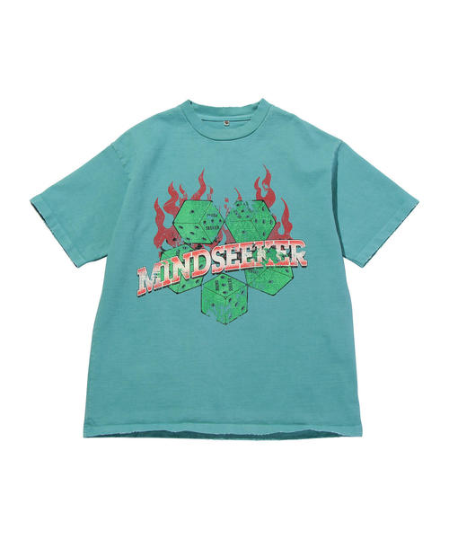 <mindseeker> DICE TEE/Tシャツ