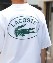 LACOSTE × BEAMS / 別注 Big Croco T-shirt