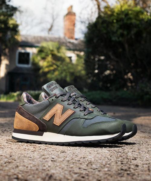 <New Balance(ニューバランス)> M770 UK G/PACK†