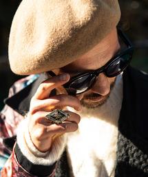 glamb(グラム)のMerca beret / メルカベレー(ハンチング/ベレー帽)