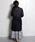 MARLENE JOBERT(マルレーヌ ジョベル)の「ラメボーダー トッパー(カーディガン)」|詳細画像