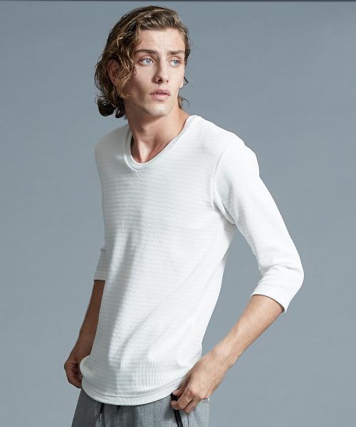 流行に  ベアハニカムUネックカットソー(Tシャツ 5351POUR FEMMES,5351プール/カットソー)|5351 エラ POUR LES HOMMES(ゴーサンゴーイチプールオム)のファッション通販, アメニティーグッズ専門店MINE:8f14fbe8 --- blog.buypower.ng