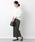 LEPSIM(レプシィム)の「ヘンケイデザインウラケプルオーバー 812109(Tシャツ/カットソー)」 詳細画像