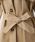 AZUL ENCANTO(アズールエンカント)の「【静電気 軽減効果】ニュアンス ロングトレンチコート(トレンチコート)」|詳細画像