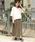 LEPSIM(レプシィム)の「カノコフードパーカーSS 851219(パーカー)」|詳細画像