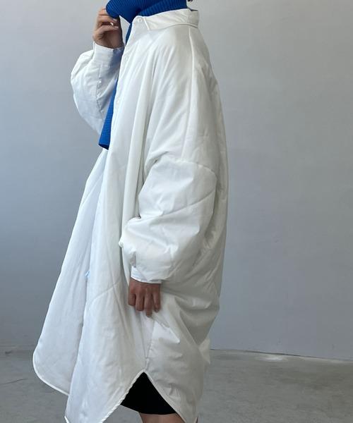 【chuclla】【2020/AW】Puffer shirt jacket chw1292