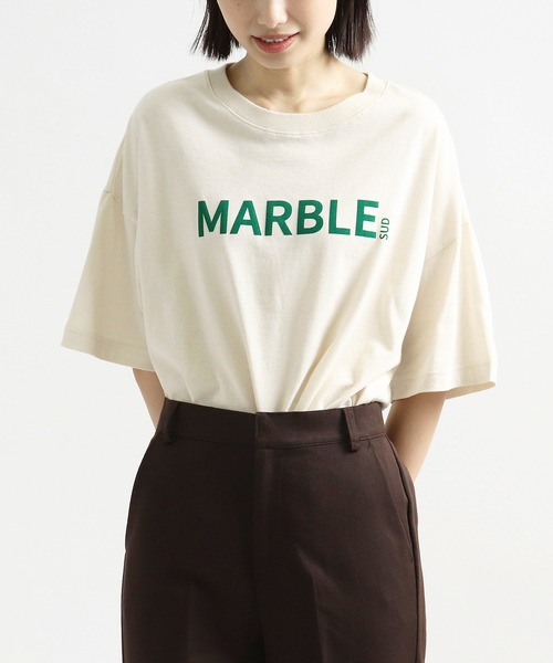 *【 marble sud / マーブルシュッド 】Marble S/S TEE 01BS003108・・